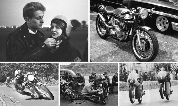 Городской сумасшедший: История самых скоростных городских мотоциклов — каферейсеров. Изображение № 3.