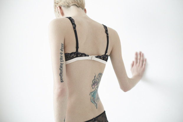 На игле: Пять девушек рассказывают о своих татуировках. Изображение № 16.