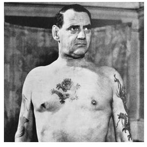 Запреты на татуировки: опыт США, Германии и других стран. Изображение № 5.