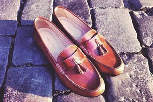 Московская марка «Мастерская 55» выпустила осеннюю коллекцию обуви. Изображение № 13.