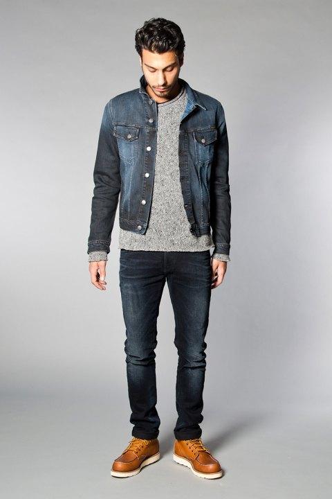 Марка Nudie Jeans опубликовала новую капсульную коллекцию одежды. Изображение № 5.