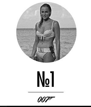 Голосование: Читатели FURFUR выбирают лучшую девушку Джеймса Бонда. Изображение № 1.