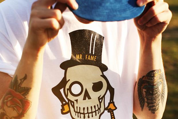 Калифорнийская марка Hall of Fame выпустила лукбук первой части весенней коллекции одежды. Изображение № 7.