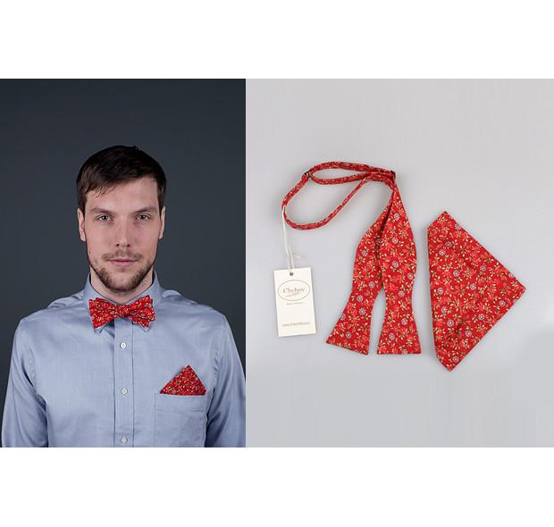 Московская марка Chehov выпустила новую коллекцию бабочек и галстуков. Изображение № 8.