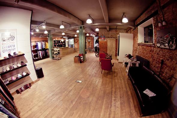 Новое пространство магазина Konkrete Store. Изображение № 6.