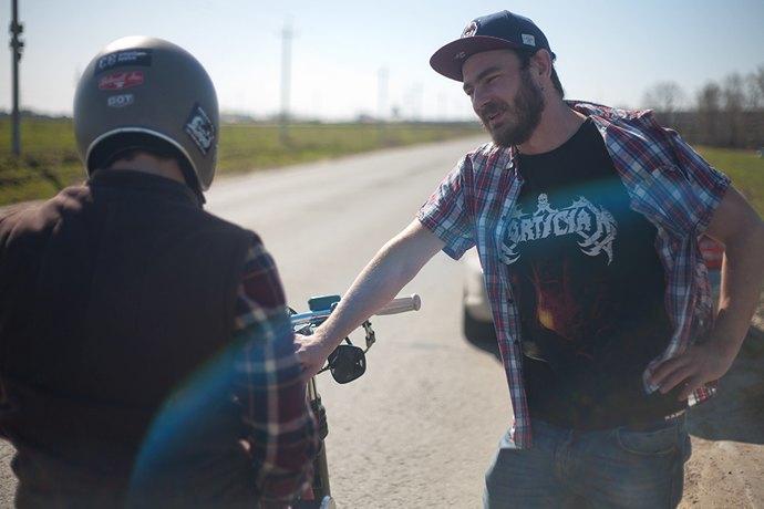 Easy Ride: Премьера первого видео о путешествии на мотоциклах. Изображение № 7.