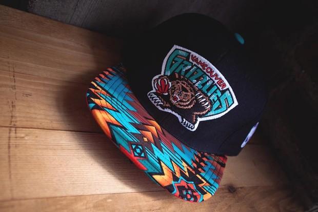 Genesis Project совместно с Pendleton выпустили коллекцию кепок с символикой команд НБА. Изображение № 19.
