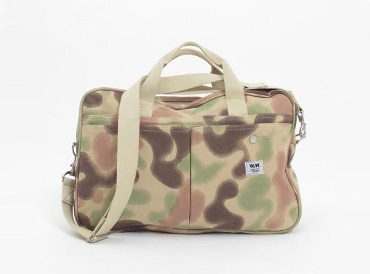 Новая коллекция камуфляжных сумок марки Wood Wood. Изображение № 6.