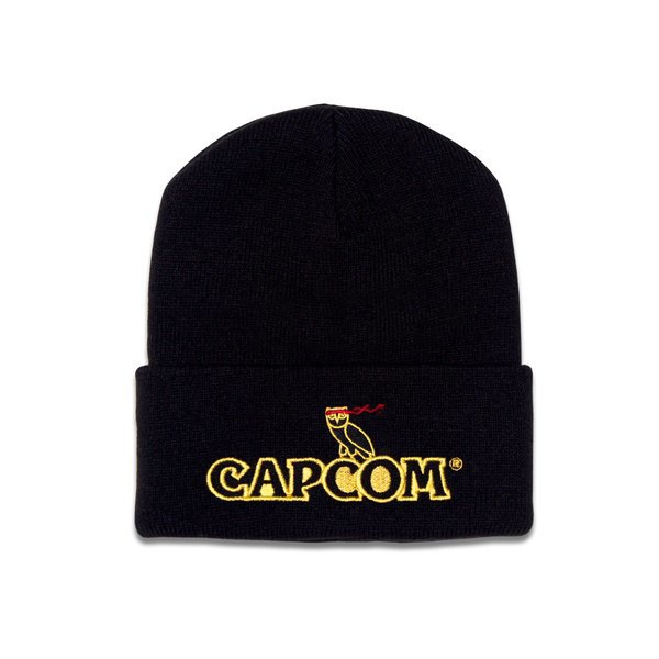 Дрейк и разработчик видеоигр Capcom выпустили коллекцию одежды. Изображение № 3.