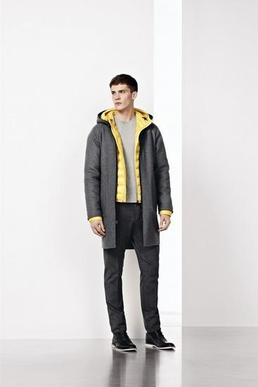 Марка Lacoste представила осеннюю коллекцию одежды. Изображение № 17.