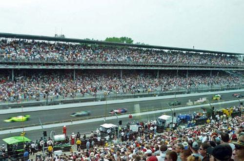 Гран-при: Трасса Indianapolis и гонка Indy 500. Изображение № 11.