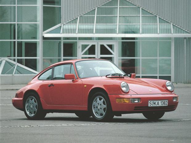 Новый Porsche 911 и эволюция его предшественников. Изображение №14.