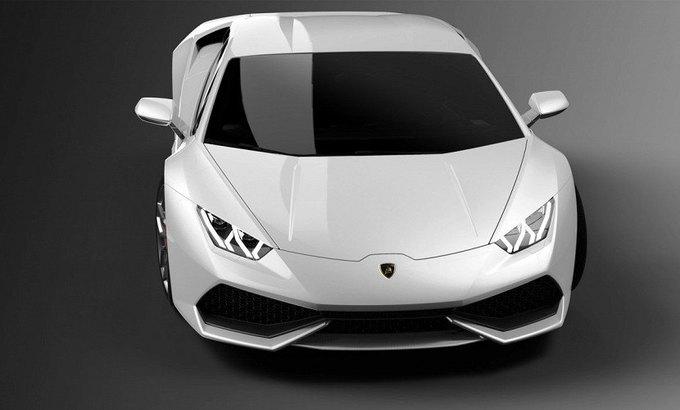 Итальянская компания Lamborghini представила новый суперкар Huracan. Изображение № 7.