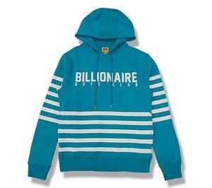 Марки Billionaire Boys Club и A Bathing Ape представили совместную коллекцию одежды. Изображение № 7.