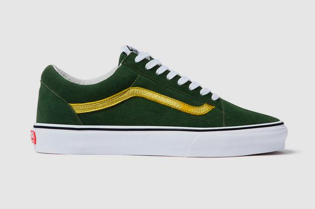 Марки Supreme и Vans выпустили совместную коллекцию обуви. Изображение № 4.
