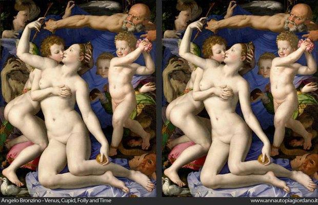 Венера как супермодель: Итальянка примеряет современные стандарты красоты на богиню любви. Изображение № 7.