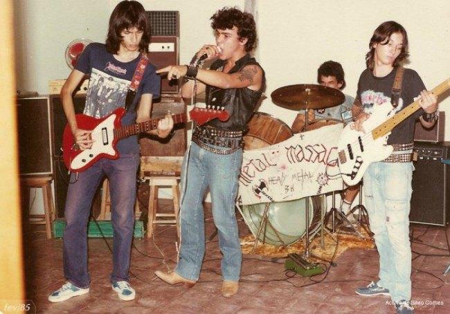 В сети появились архивные фотографии Sepultura. Изображение № 3.