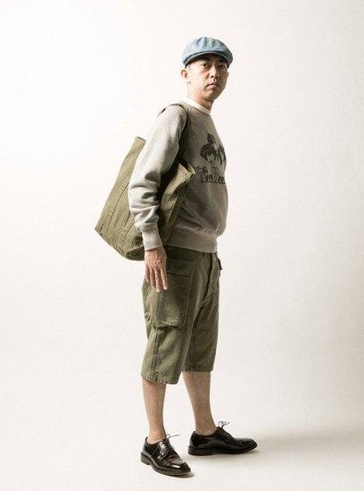 Японская марка Human Made опубликовала лукбук весенней коллекции одежды. Изображение № 3.