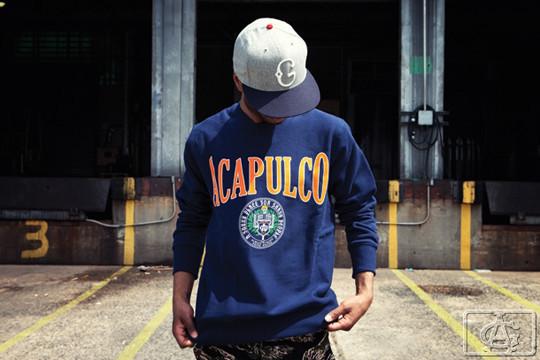 Марка Acapulco Gold представила лукбук весенней коллекции одежды. Изображение № 20.