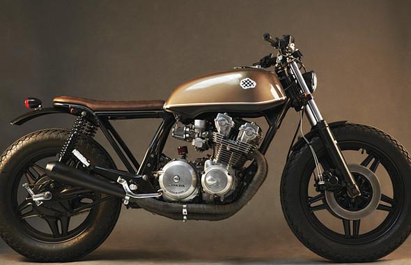 Календарь с кастомизированными мотоциклами сайта Bike EXIF. Изображение № 8.