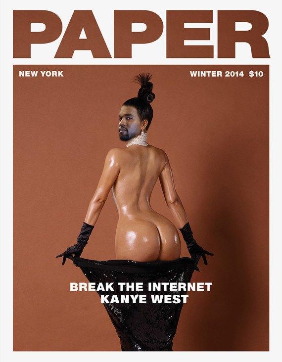 Как интернет отреагировал на обнажённое фото Ким Кардашьян. Изображение № 3.