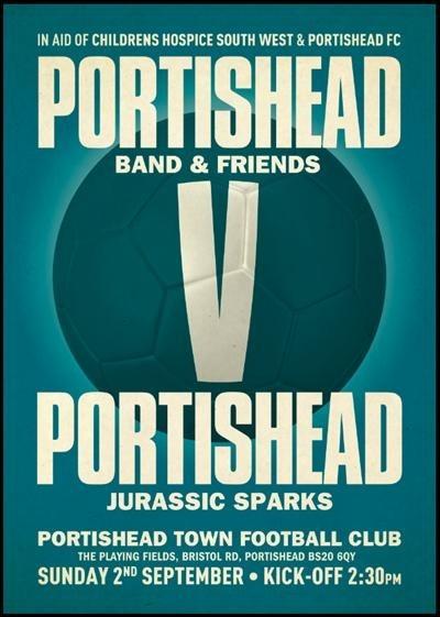 Участники Portishead и Massive Attack сыграют благотворительный футбольный матч. Изображение № 1.