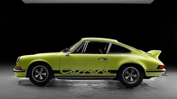 Вышла книга Porsche 911 Book: 50th Anniversary Edition. Изображение № 4.