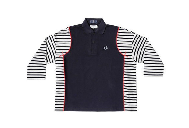 Марка Fred Perry и магазин Dover Street Market представили совместную коллекцию рубашек поло. Изображение № 6.