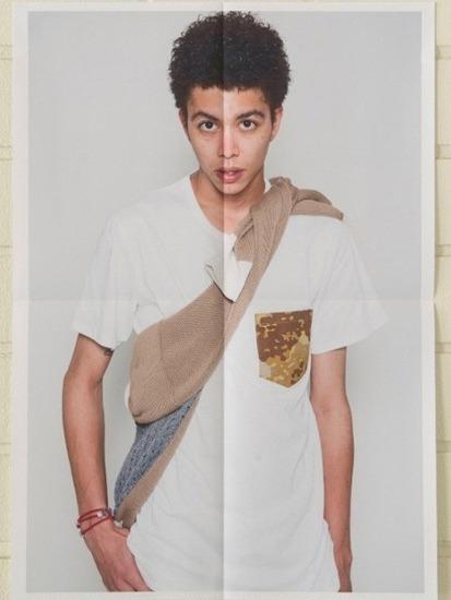 Японская марка Discovered выпустила лукбук весенней коллекции одежды. Изображение № 12.