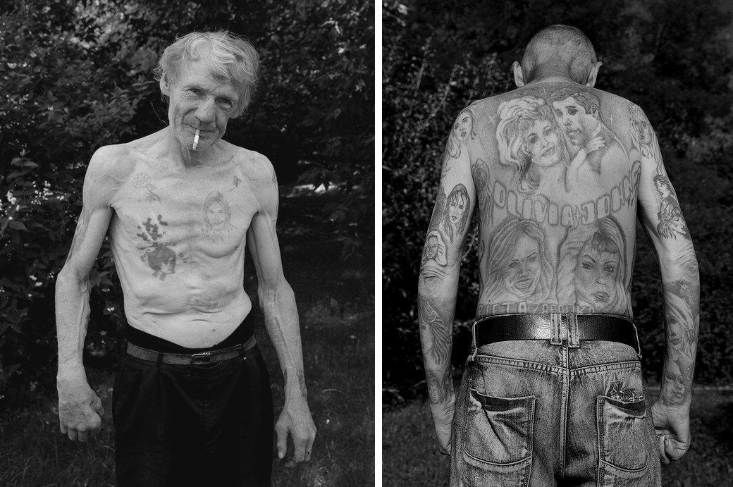 Польская тюремная тату: Краткий путеводитель по уникальному стилю. Изображение № 3.