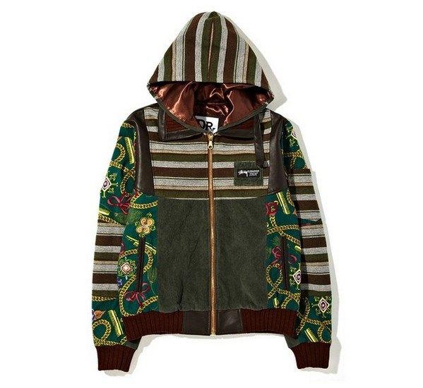 Марка Stussy и дизайнер Даррен Романелли представили совместную коллекцию одежды. Изображение № 3.