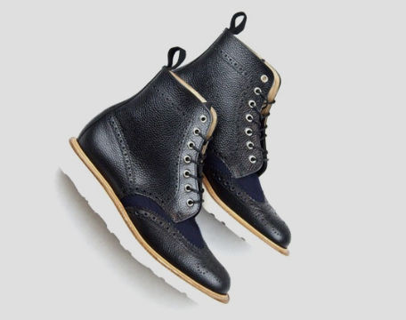 Коллекция обуви Марка МакНейри и магазина Standard. Изображение № 2.