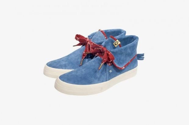 Японская марка Visvim выпустила осеннюю коллекцию обуви. Изображение № 12.
