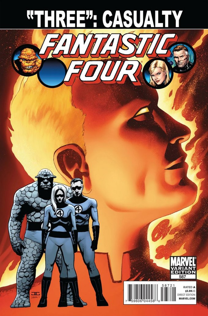 Смерть им к лицу: Как умирали и воскресали культовые супергерои. Изображение № 5.