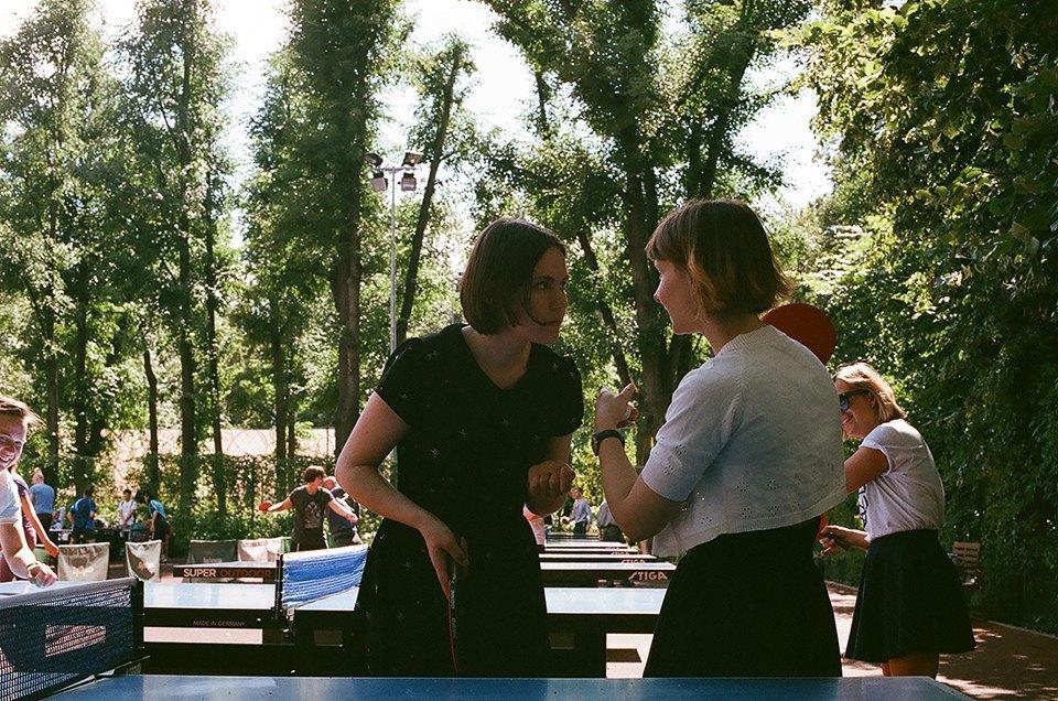 Фоторепортаж: Женский турнир по пинг-понгу в Нескучном саду. Изображение № 28.