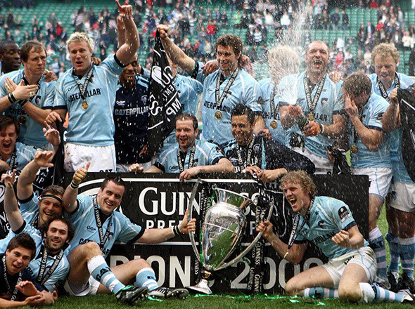 Победа в Guinness Premiership Champions, 2009. Изображение № 22.