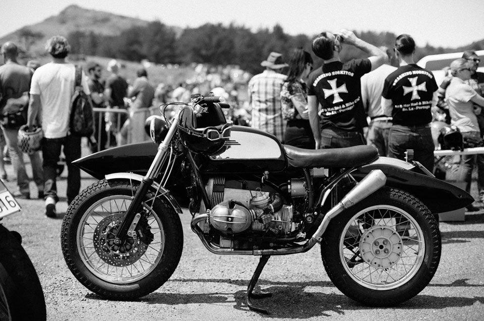 Фоторепортаж с мотоциклетного фестиваля Wheels & Waves. Изображение № 38.