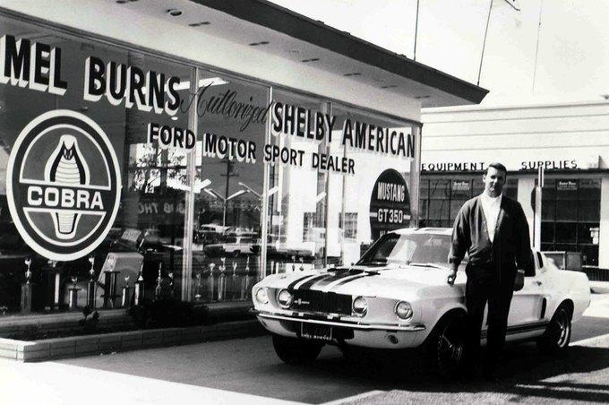 В США на аукционе продали самый дорогой Ford Mustang. Изображение № 29.