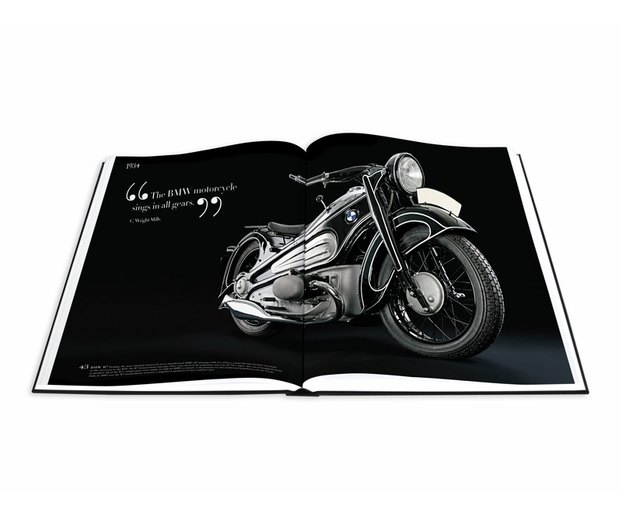 Вышла книга The Impossible Collection of Motorcycles. Изображение № 10.