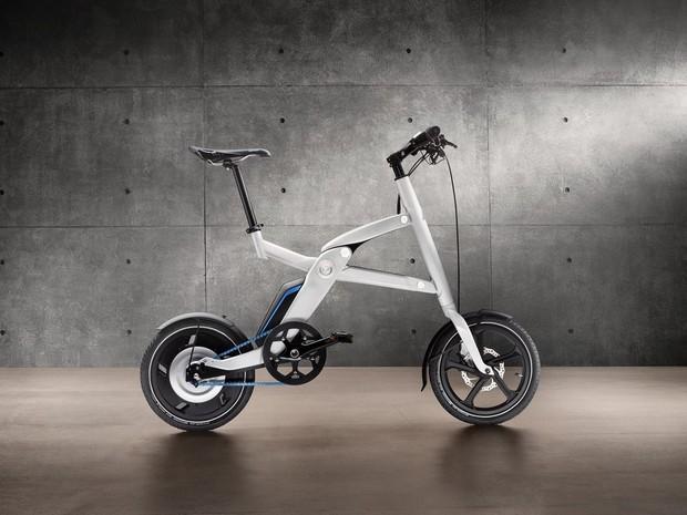 Компания BMW разработала электрический велосипед i Pedelec. Изображение № 2.