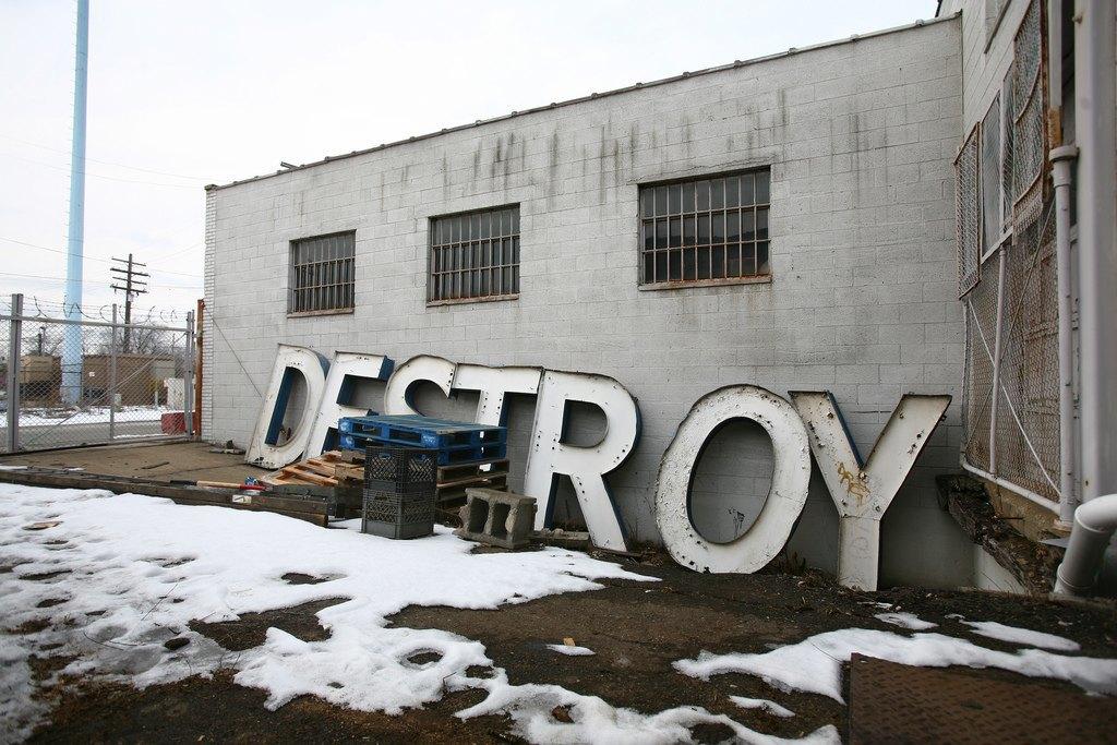 Как живут обитатели детройтских окраин. Изображение № 32.
