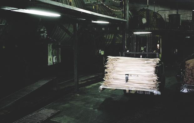 Репортаж с португальского завода по производству кожи. Изображение № 4.