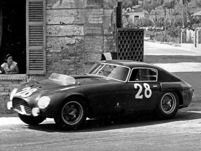 Раритетный Ferrari 340/375 MM Berlinetta продали за 10 миллионов евро. Изображение № 23.