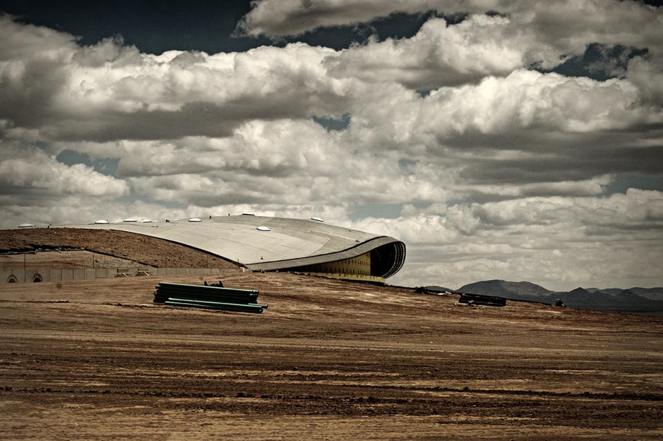 Космическая одиссея: Фотографии первого в мире частного космопорта. Изображение № 3.