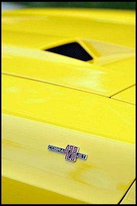 Маслкар Shelby GT500, принадлежавший своему создателю Кэроллу Шелби, выставлен на аукцион. Изображение № 10.