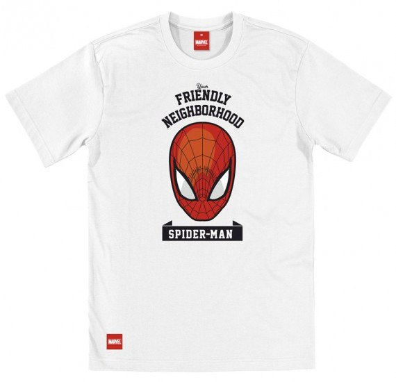 Британская марка Addict представила коллекцию одежды с героями комиксов Marvel. Изображение № 5.
