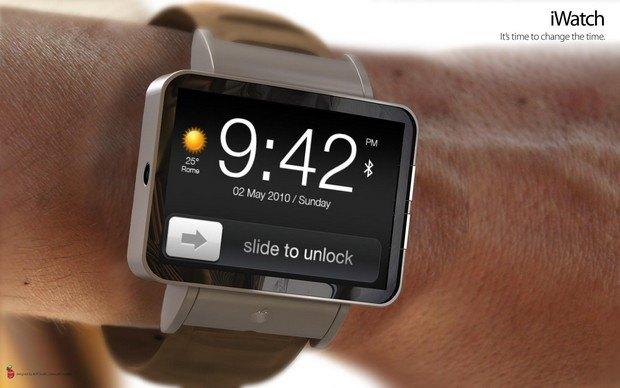 Apple и Intel, возможно, разрабатывают «умные» часы. Изображение № 5.