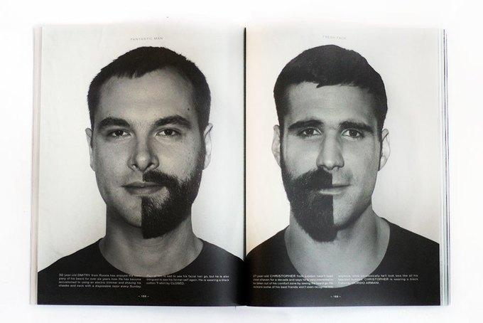 Роспечать: 15 журналов о мужском стиле, которые можно купить в Москве. Изображение № 34.