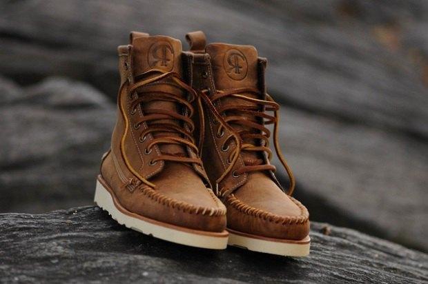 Марка Sebago и дизайнер Ронни Фиг выпустили совместную коллекцию обуви. Изображение № 4.