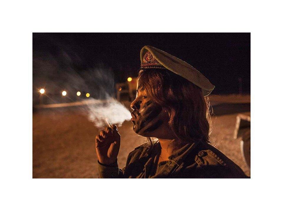Фотопроект: Как служат женщины в армии Израиля. Изображение № 19.